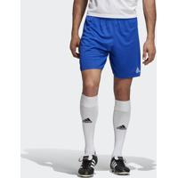 Shorts Futebol Adidas Parma Azul
