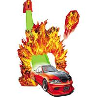 Pista De Percurso E Mini Veículo - Fast Track - Fanfun