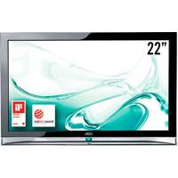 "Tv Led 22"" Widescreen Full Hd Aoc Le22H158 - Hdmi - Usb - Conversor Digital"