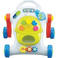 Andador Com Atividades Zoop Toys Zp00049 Branco