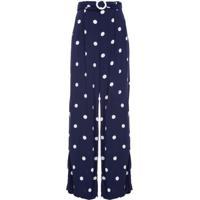 Calça Pantalona Bali Lez A Lez - Azul