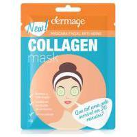 Máscara Anti-Idade Facial Collagen