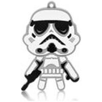 Pen Drive Stormtrooper 8Gb Usb Leitura 10Mb/S E Gravacao 3Mb/S Multilaser - Pd039