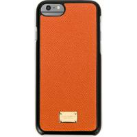 Dolce & Gabbana Capa Para Iphone 7 - Amarelo