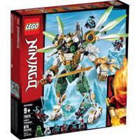 Lego Ninjago - Robô Titã Do Lloyd - 70676