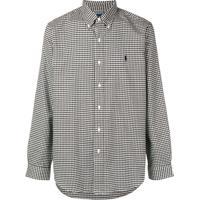 Polo Ralph Lauren Vichy Print Shirt - Neutro