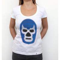 Blue Demon - Camiseta Clássica Feminina