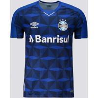 Camisa Umbro Grêmio Oficial 3 2019 S/N