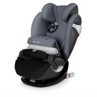 Cadeira Para Veículo Cybex Pallas M-Fix De 9 À 36Kg Graphite Black