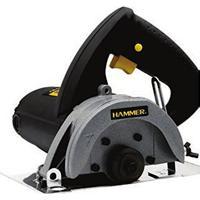Serra Mármore Hammer - 1100W - 127V - 100% Rolamentada - Sm1100