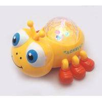 Joaninha Musical Meu Primeiro Brinquedo Infantil Com Luzes