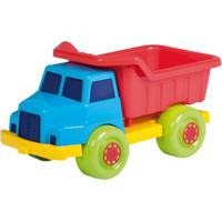 Veículo Roda Livre - Caminhão Mega Caçamba - Maptoy