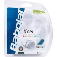 Corda Babolat Xcel 16L 1.30Mm Set Individual - Unissex