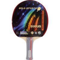 Raquete Tenis De Mesa Gold Sports Sirius - Unissex