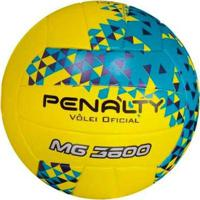 Bola Penalty Vôlei Mg 3600 Fusion Viii - Unissex