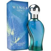 Wings De Giorgio Beverly Hills Eau De Toilette Masculino 100 Ml