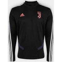 Blusa Juventus Treino Adidas Masculina - Masculino