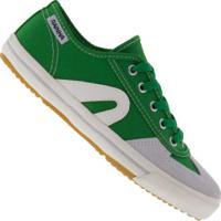 Tênis Rainha Vl Colors - Masculino - Verde