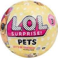 Boneca Lol Surprise! Série 3 Pets - Unissex-Incolor