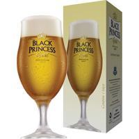 Taça Cerveja Nevada 300 Ml Black Princess