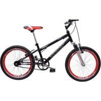 Bicicleta Aro 20 Ultra Cross Bmx Garfo De Suspensão V-Break - Unissex