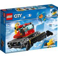Lego City - Veículo Limpeza Da Neve - 60222