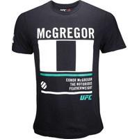 Camiseta Reebok Ufc Conor Mcgregor - Masculino
