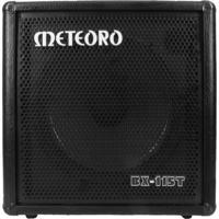 Amplificador Combo Meteoro Bx200 Para Baixo Ultrabass Com 250 Watts Rms