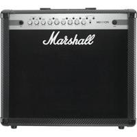 Amplificador De Guitarra Marshall Mg101Cfx-B Com 100W De Potência