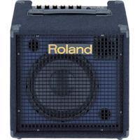 Amplificador De Teclado Roland Kc-60 Com 40W E 3 Canais