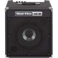 Amplificador Para Baixo Combo Hartke Hd 75 110V Com 75 Watts Rms