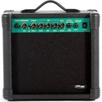 Amplificador Para Guitarra Stagg Ga 15 Dr Preto