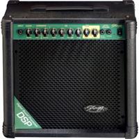 Amplificador Para Guitarra Stagg Ga 40 Dsp/2 40 Watts Rms Preto