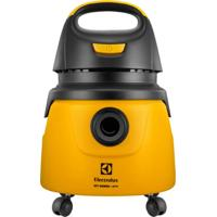 Aspirador De Água E Pó Electrolux Profissional Gt2000 127V 1250W Preto E Amarelo