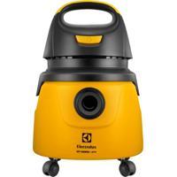 Aspirador De Água E Pó Electrolux Profissional Gt2000 220V 1250W Preto E Amarelo