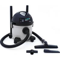 Aspirador De Pó E Água Lavor Compact / Cinza / 1250W De Potência / 220V