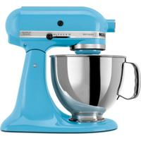 Batedeira Kitchenaid Stand Mixer Artisan 127V Crystal Blue De 4,83L E 275W