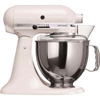 Batedeira Kitchenaid Stand Mixer Artisan 127V White De 4,83L E 275W
