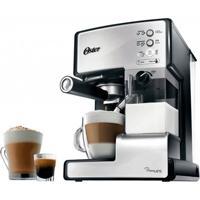Cafeteira Automática Oster Prima Latte Prata 1170W 127V