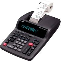 Calculadora Com Bobina Casio 110V Preta Dr-120Tm-Bk