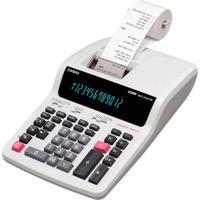 Calculadora De Mesa Casio Dr-210Tm 220V Com Bobina
