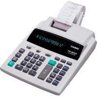 Calculadora De Mesa Casio Fr-2650T Bobina De Impressão 110V