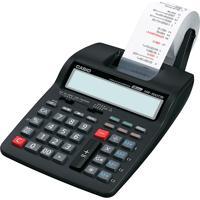 Calculadora De Mesa Compacta Casio Hr-100Tm Preta