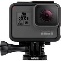 Câmera Digital Gopro Hero 5 Black 12Mp Com Gravações Em 4K À Prova D'Água