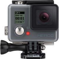 Câmera Digital Gopro Hero Plus Preta À Prova D'Água 8.1Mp Wifi Bluetooth E Gravação Full Hd