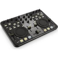 Controlador Para Dj Skp Sasmx800 Equalizador 3 Bandas E Mixer De 2 Canais