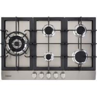 Cooktop A Gás Cuisinart Prime Cooking Pfa850 220V 75Cm Inox Com 5 Bocas