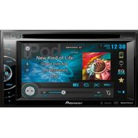 "Dvd Automotivo Pioneer Avh-X2680Bt / Tela 6,1""/ 2 -Din/ 23W X 4 / Bluetooth / Mixtrax / Usb"