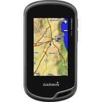 """Gps Esportivo Garmin Oregon 600 Preto Com Tela De 3"""" Touch Screen Bluetooth E Tecnologia Ant"""