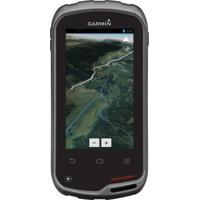 Gps Esportivo Portátil Garmin Monterra Com Câmera De 8Mp Wifi Hd Video E Bluetooth Preto